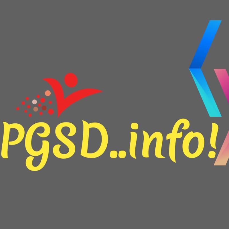 JADWAL PERKULIAHAN PROGRAM STUDI PGSD SEMESTER GASAL TA. 2020-2021