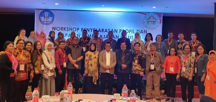 Workshop Penyelarasan Profil Lulusan dan Capaian pembelajaran lulusan Program Studi PGSD se-Indonesia